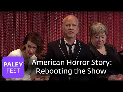 American Horror Story: Coven - Brad Falchuk & Ryan Murphy on Rebooting the Show plus Michael Chiklis