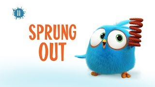 Angry Birds Blues - 11 - Pružina