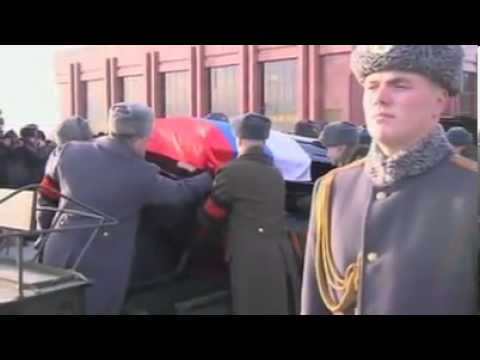 Mikhail Kalashnikov honoured at heroes' funeral in Russia   News com au