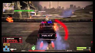 Twisted Metal Multiplayer Gameplay LIVE Online #1 New
