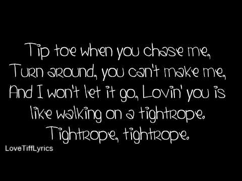 Tiffany Alvord - Tightrope Lyrics
