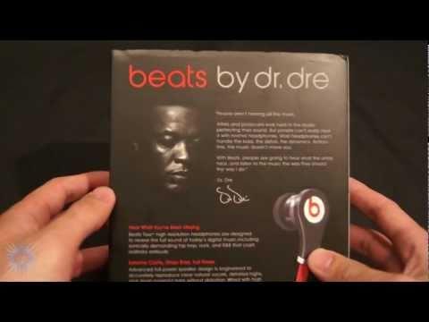 [HD] Beats by Dr Dre - Tour Unboxing
