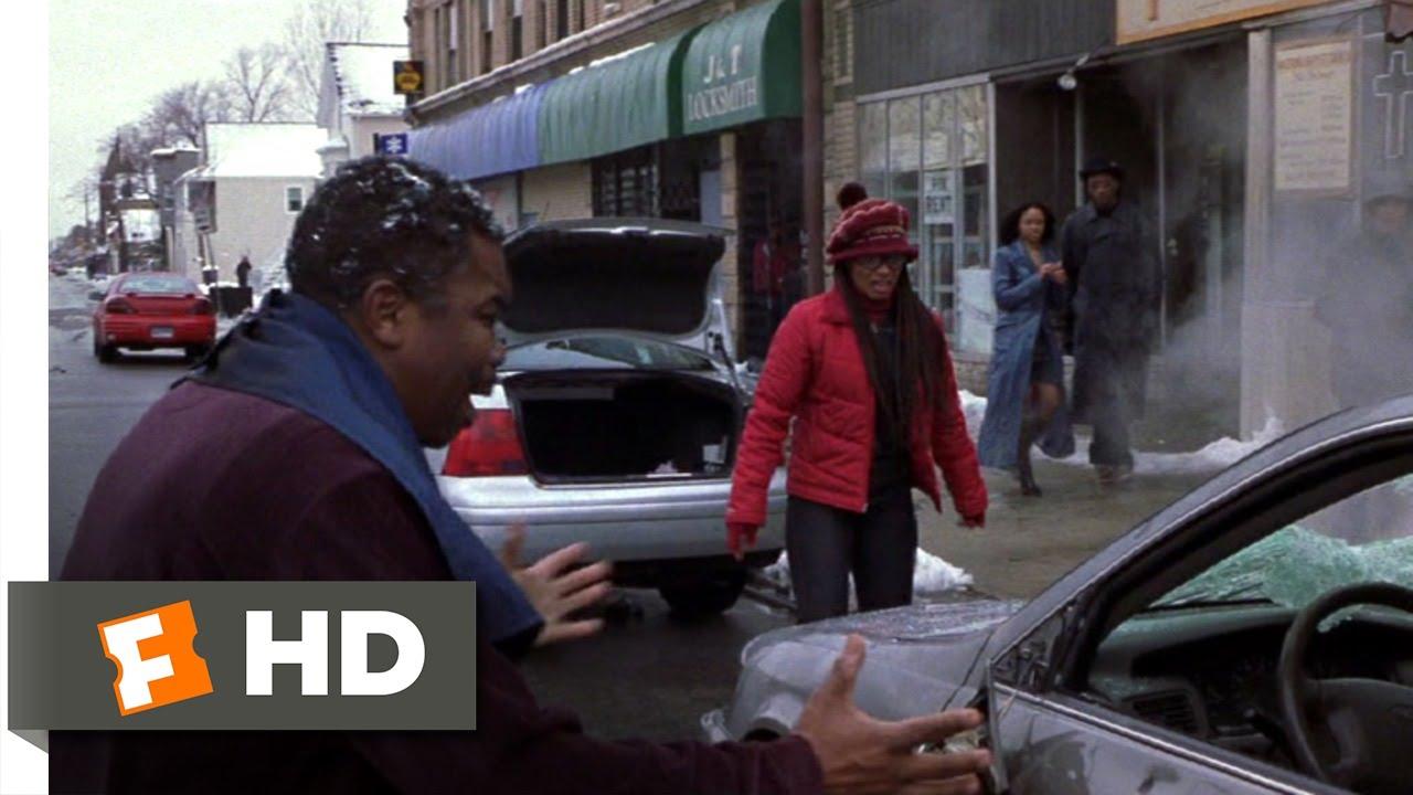Barbershop (5/11) Movie CLIP - Thats My Car! (2002) HD - YouTube