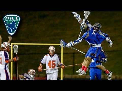 MLL Week 13 Highlights: Charlotte Hounds vs Hamilton Nationals