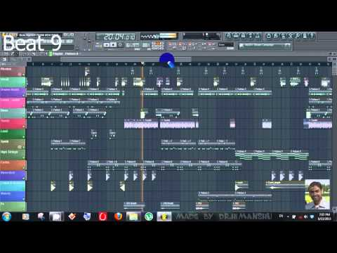 [Beat 9] Punjabi Beat Making in FL Studio **UK Vibe** - Dr.Himanshu