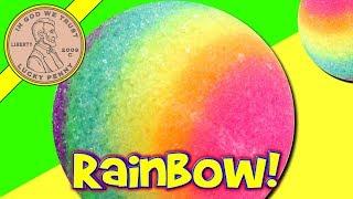 Ball Wizard Ball Maker Kit, Giant Rainbow Ball! - Ball Making Kit How To make A Super Ball