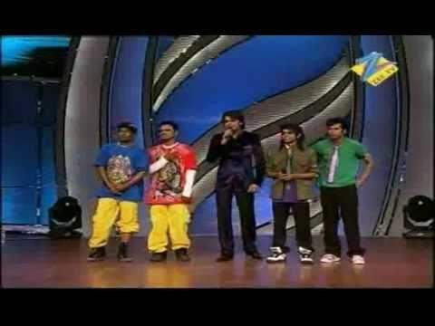 Dance Ke Superstars Grand Finale May 21 - Dharmesh, Parvez, Siddhesh & Prince