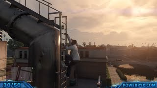 Grand Theft Auto V (GTA V) All Spaceship Part Locations