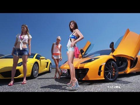 4K Video   Teenage Girls   Dubai in 4K UHD