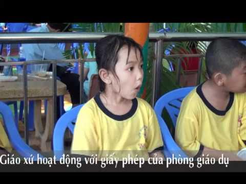 Giáo xứ Phú Trung - Lớp tình thương đi chơi hè 22/05/2012,( (2).