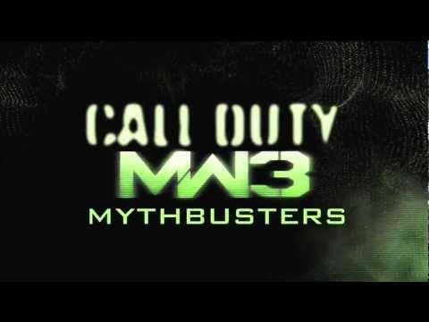 Modern Warfare 3 Mythbusters