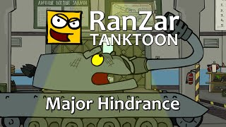 Tanktoon - Major Hindrance