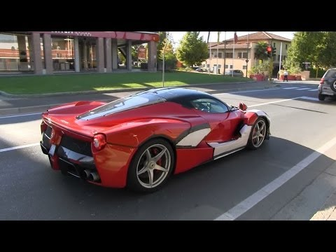 Best Supercar Sounds of 2013 - BRUTAL SOUNDS!