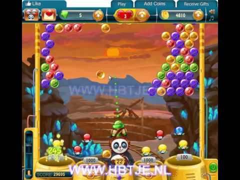 Bubble Origins level 6