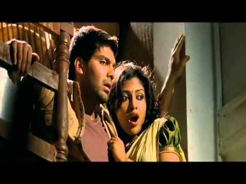 Tamil Movie Vettai Romantic comedy Scene -  Thanks to PAATI MAA - Arya & Amala
