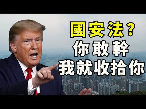 中共嚴重誤判,两会強推香港國安法(23條)