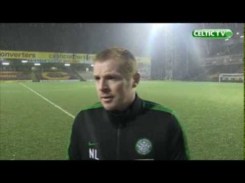Celtic - Neil Lennon post-match v Motherwell, 09/12/2013