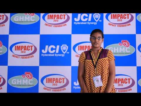 JCI Hyderabad Synergy - IMPACT 2013 - 79