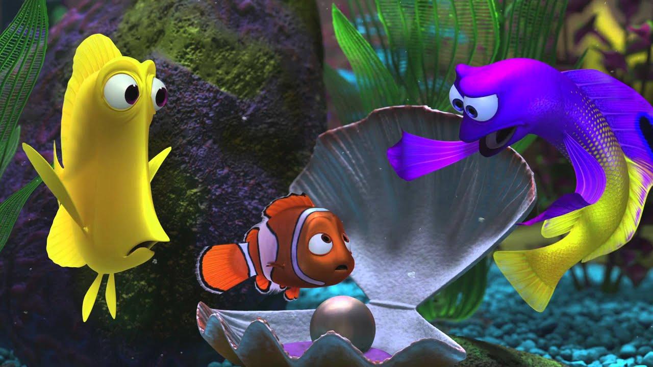 Source I1ytimg Report Finding Nemo Fish Tank Volcano Scene