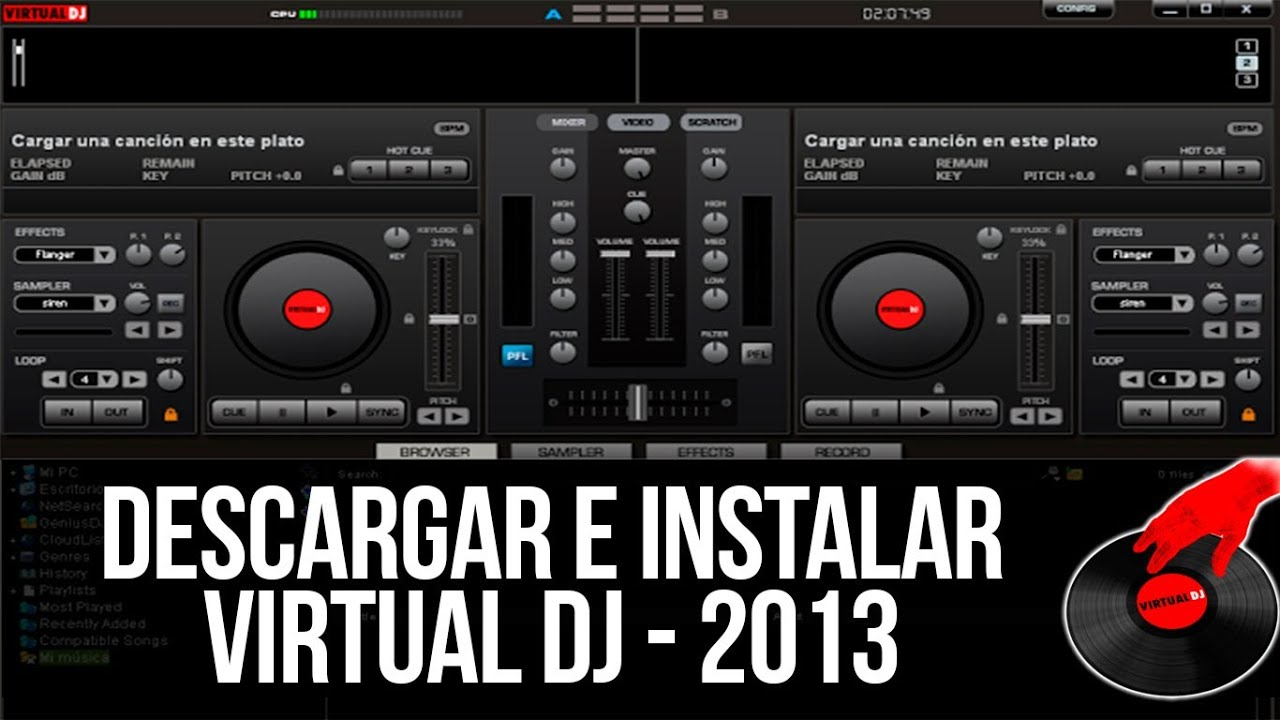 descargar la ultima version de virtual dj