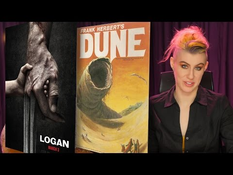Movie News Blog Logan Trailer And Dune Movie Thoughts And