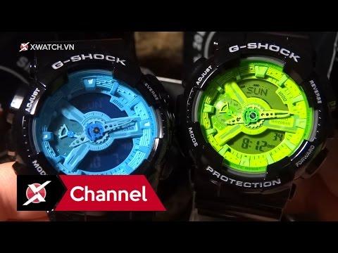 Top 3 đồng hồ G-Shock có thiết kế ấn tượng trong năm - XChannel
