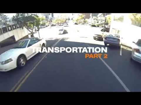 Osiris Shoes Presents Taylor Bingaman in Transportation Part 2