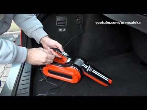 Пылесос для автомобиля своими руками 58