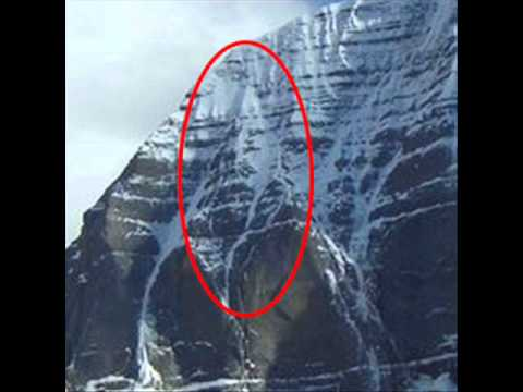 lord shiva face on kailash must see youtube