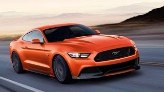 Ford Mustang: 50 Years Of Evolution