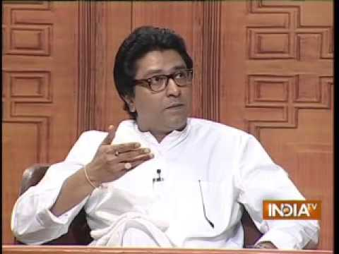 Aap Ki Adalat - Raj Thackeray, Part 1