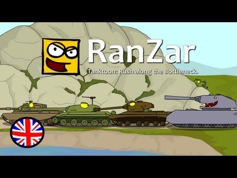 Tanktoon #23 - R�chly postup