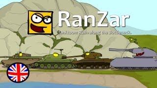 Tanktoon #23 - Rýchly postup
