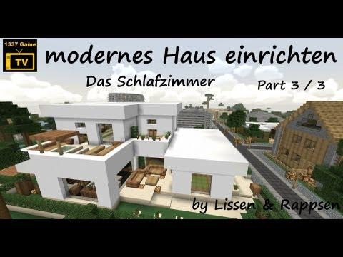 Modernes Haus Schlafzimmer und Bad einrichten #3/3