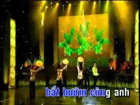 karaoke em gai mien tay hungthuan hat
