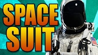 Call Of Duty: Ghosts ASTRONAUT SUIT! New Multiplayer