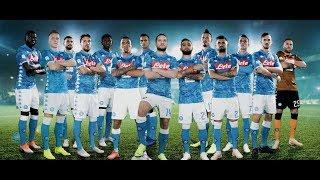 Napoli è una favola - Calendario SSC Napoli 2019.