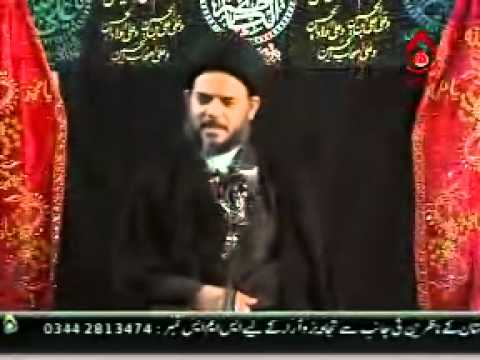 Hadi TV Channel Live  Allama Aqeel ul Ghurvi part 4