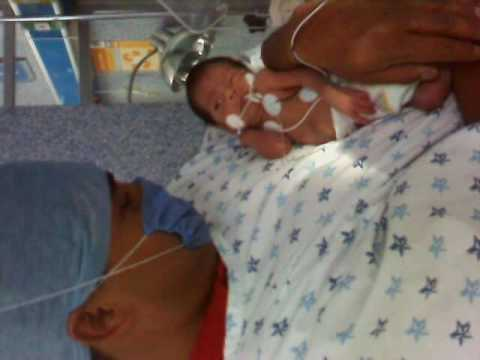 bebes prematuros   mi emilia de 7 meses