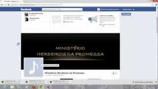 Como Marcar Uma Página No Facebook