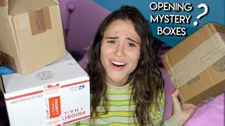 OPENING EBAY MYSTERY BOXES   AYYDUBS
