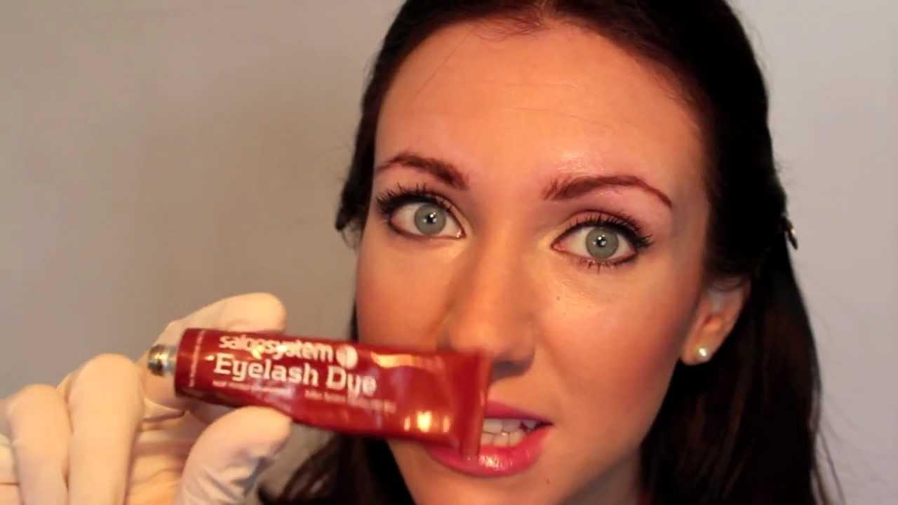 how to use an eyebrow wax pencil