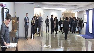 بالفيديو..مؤسسة الشركة العامة بالمغرب تحتفي بالفن التشكيلي   |   روبورتاج