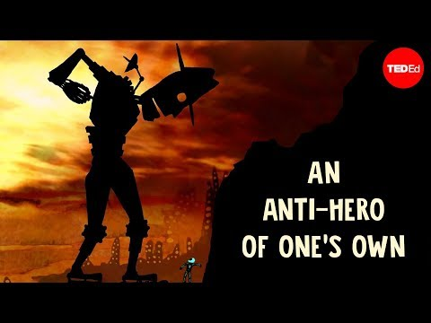 An anti-hero of one's own - Tim Adams
