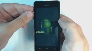 Huawei Ascend G510 Hard Reset