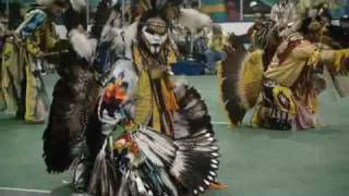 Loon Lake Powwow '09, Mens Traditional Special, Part 1