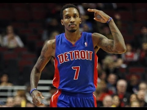 Brandon Jennings | Welcome To Detroit