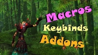 Cobrak: Macros, Keybinds & Addons! [Talkthrough]