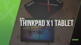 Lenovo Thinkpad X1 Tablet, análisis