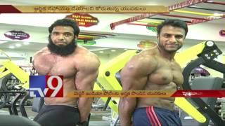 2 Body Builders from Telangana qualified in Mr.India Compe..